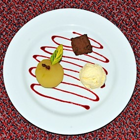 Poached Pear other goodies